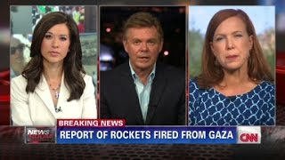 Report: Mortars fired from Gaza - CNN