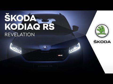 Autoperiskop.cz  – Výjimečný pohled na auta - Video: První detaily modelu ŠKODA KODIAQ RS