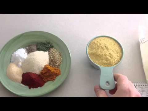 Bouillon pour soupe végé