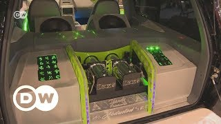 High tech at the CES in Las Vegas | DW English - DEUTSCHEWELLEENGLISH
