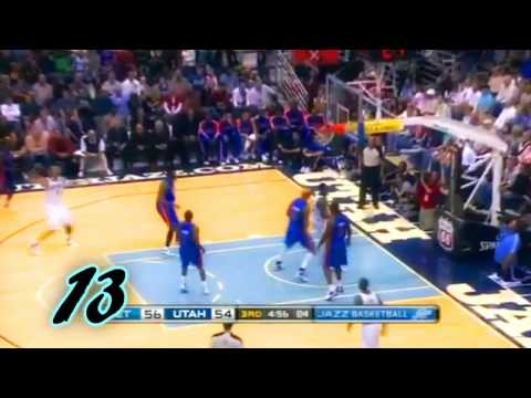 Deron Williams Top 20 Career Plays