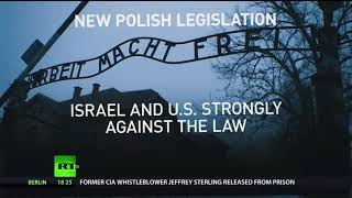 New Polish law prohibits attributing Nazi crimes to Warsaw - RUSSIATODAY