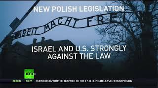 New Polish law prohibits attributing Nazi crimes to Warsaw - RUSSIATODAY