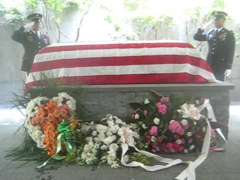US Army Funeral Ceremony For My Dad, Moonsammy Permaul (Persian Gulf War Veteran)