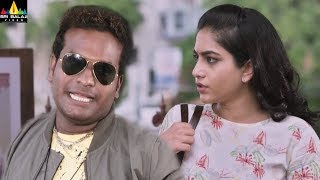 Punarnavi Slaps Racha Ravi | Enduko Emo | Latest Telugu Movie Scenes | Sri Balaji Video - SRIBALAJIMOVIES