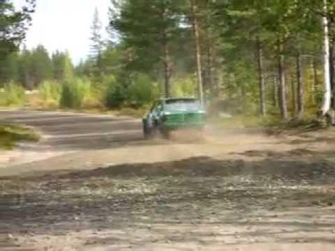 Kajaani Rallisprint 2011, 8 Petriina Oikarinen KiuUA Ford Fiesta