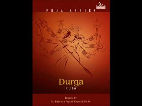 Durga Puja Mantras - Kshamapan Stotra (Pujaa.se )