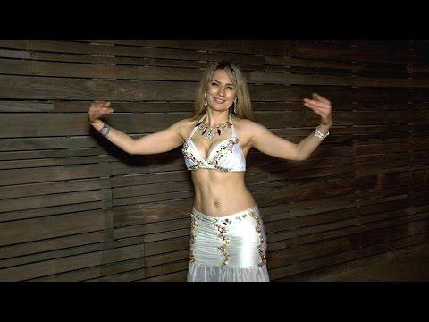 Belly Dancer Liza Tab - O'youn El Alb