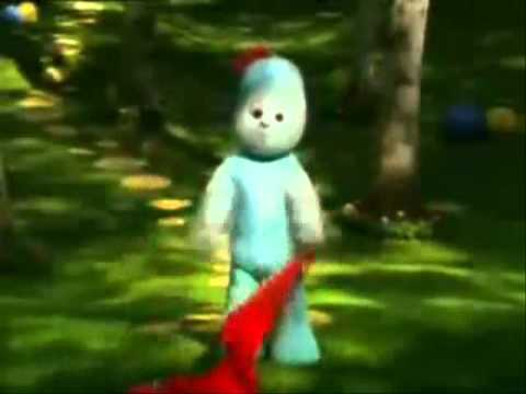 Iggle Piggle Song - For 10 MINUTES - In the Night Garden (Guaranteed to Keep a child occupied)