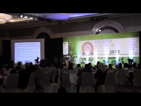 Indonesia Health Care Marketing & Innovation Conference 2013: Kemenparekraf