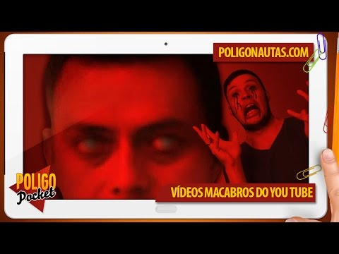 Lendas Sinistras Ep. 10 - Vídeos Macabros do You Tube | PoligoPocket