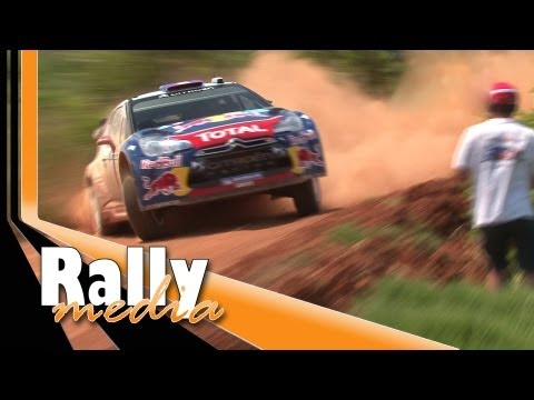 WRC Rally Acropolis 2011 (HD)