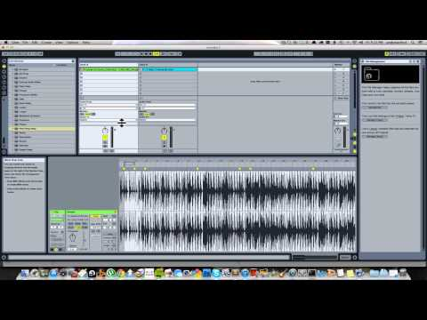 DJing With Ableton Bare Basics