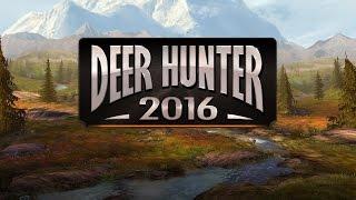Deer Hunter 2016 (by Glu Games Inc.) - iOS / Android - HD (Sneak Peek) Gameplay Trailer