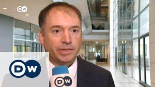 Views on Trump in the Bundestag   DW News - DEUTSCHEWELLEENGLISH