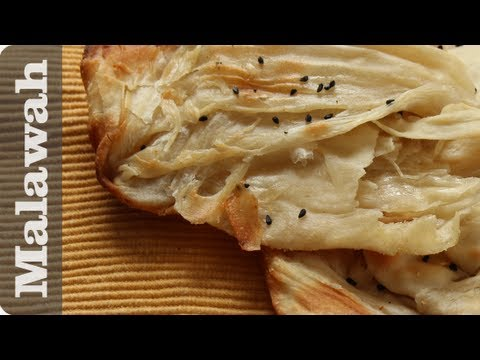 Yemeni Malawah bread recipe