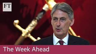 Mansion House speech, FedEx results, Opec meeting - FINANCIALTIMESVIDEOS