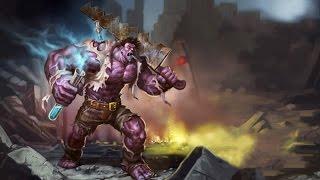 League of Legends - Доктор мундо