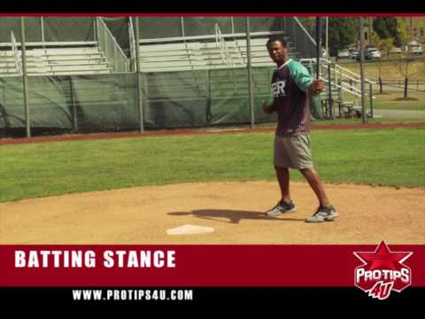 Batting Tips: Batting Stance with Hanley Ramirez