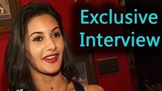Amyra Dastur : I'm not comfortable doing intimate scenes as yet