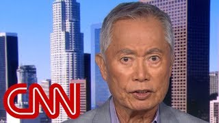 George Takei: Donald Trump's immigration rhetoric is 'grotesque' - CNN