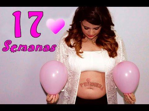 Diário de Gravidez   17 SEMANAS   #BabyPuertas