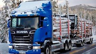 Шипы на шины грузовиков