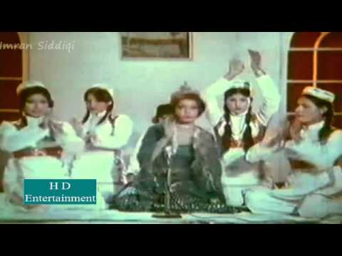 Nahid Akhtar Song   Kunch Un Ki Jafaon Ne Lota   PAKEEZA 1979 HD   YouTube
