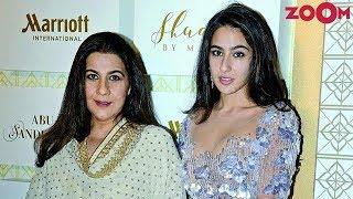 Sara Ali Khan Consults Mom Amrita Singh Before Making Any Move In Bollywood? - ZOOMDEKHO