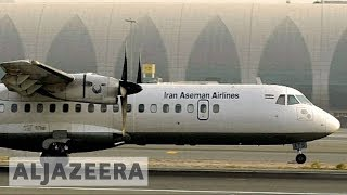 🇮🇷 Aseman Airlines plane crash kills 66 in central Iran - ALJAZEERAENGLISH