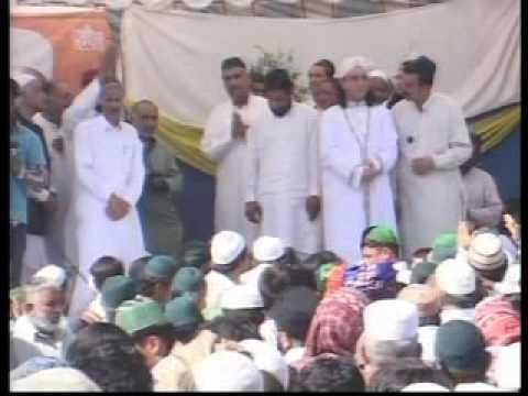 Part 10 Haq Khateeb Hussain Ali Badshah Sarkar's Sermon at URS Mubarik of Musanjaf Ali Sarkar  2010
