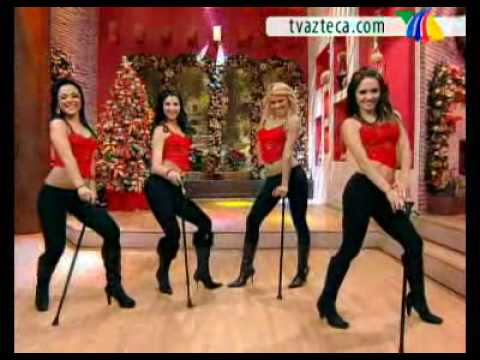 Mariana Y El Ballet De Venga La Alegria - Santa Claus Is Coming To Town