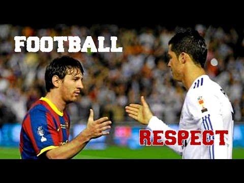 Football Respect - Momentos Hermosos