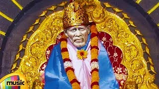 Shiridi Sai Baba Devotional Songs | Tholi Poddu Podupullona Folk Song | Mango Music - MANGOMUSIC