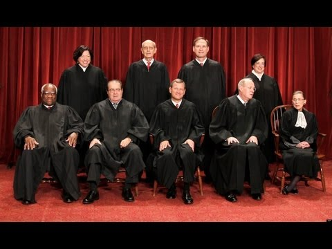 Supreme Court Strikes Down AZ Voter Registration Law