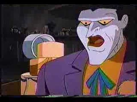 "Batman ""Joker's Favor"" Fox promo"