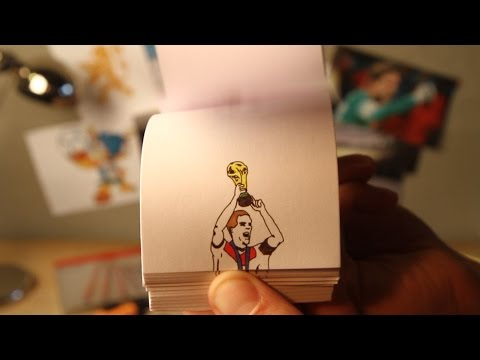 Best goals World Cup 2014 flipbook