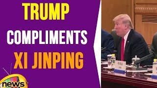 "President Trump Compliments ""Highly Respected"" Xi Jinping 