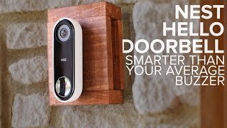 Nest Hello video doorbell review - CNETTV