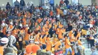 Gangnam flashmob at Campbell University