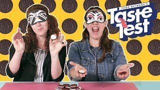Can You Guess These OREO Flavors? 🍪TASTE TEST! - FOODNETWORKTV