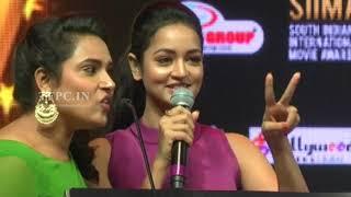 SIIMA Awards 2018 Curtain Raiser | Rana Daggubati | Pragya Jaiswal | Pranitha Subhash - TFPC