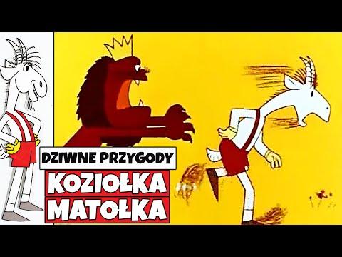"""DZIWNE PRZYGODY KOZIOŁKA MATOŁKA - seria, odcinek """"Władca pustyni"""""""