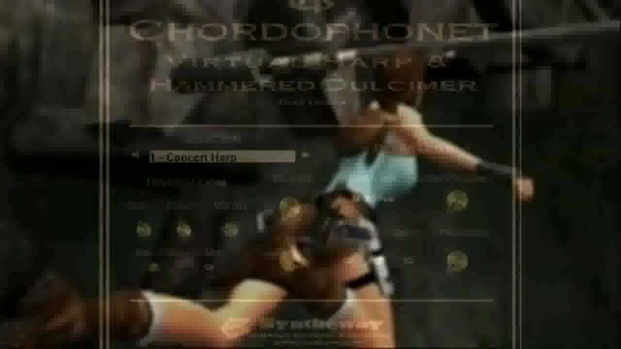 Lara Croft, Tomb Raider: Magnus Choir, Syntheway Strings, Brass, Flute, Chordophonet Virtual Harp - YouTube