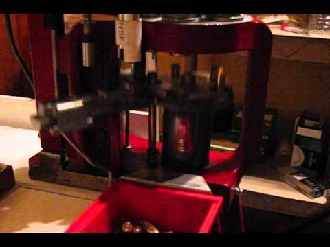 Reloading 9mm on the Hornady Lock N Load press