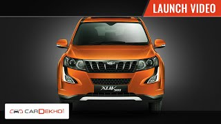 2015 Mahindra XUV 500 Launch in India | CarDekho.com