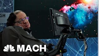 How Stephen Hawking Transformed The World Of Science | Mach | NBC News - NBCNEWS