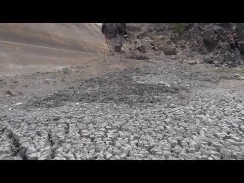 Mexquitic de Carmona un desastre su Presa Álvaro Obregón totalmente seca