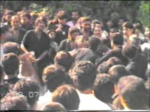 Azadari Talagang 1991 (Zanjeer Matam Chita Bangla)