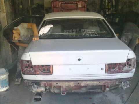 تعديل سيارتيBMW E34 1993